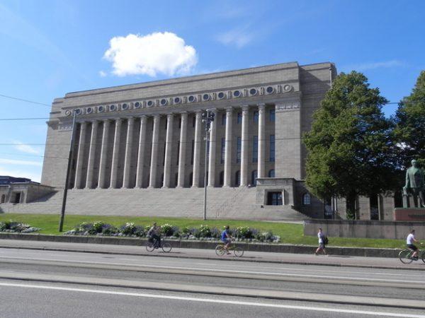 صورة للحياة في فنلندا