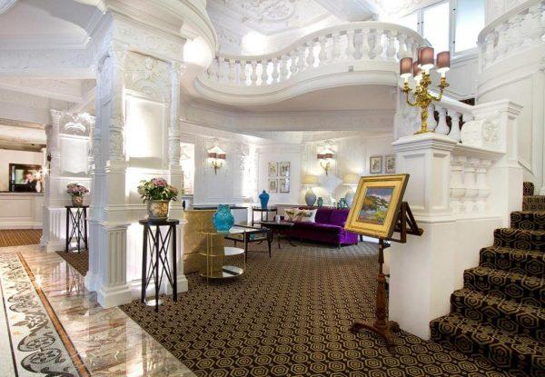 رفندق سانت جيمس لندن