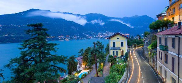 الإيطالية شهر عسل رومانسي