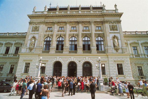 كيف تسجل للدراسة في أحد جامعات النمسا