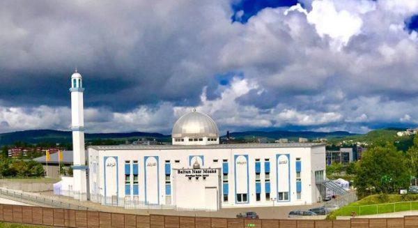 مسجد النصر بالنرويج
