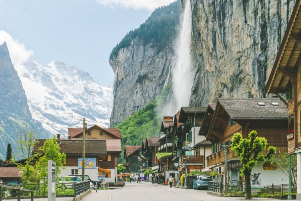 أجمل القرى السويسرية