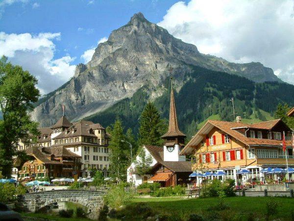 أجمل قرى سويسرا