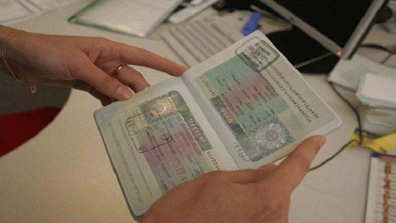 طلب تأشيرة اسبانيا من المغرب