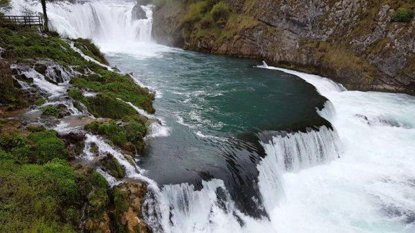 أروع شلالات البوسنة