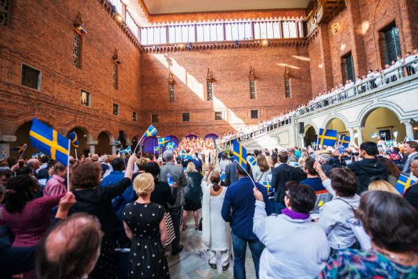 أوراق الجنسية في السويد