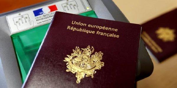 الجنسية الفرنسية بالولادة والسكن