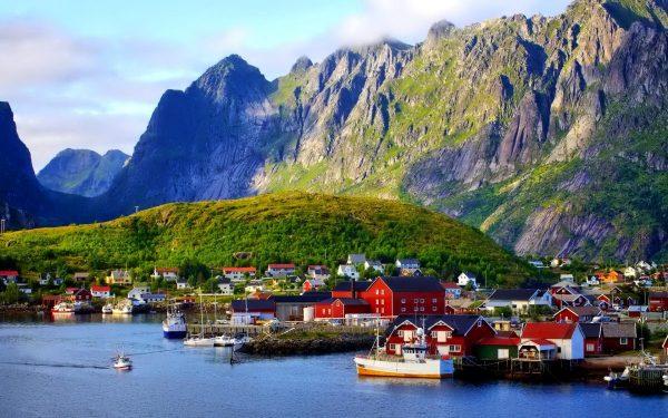 الحياة في النرويج