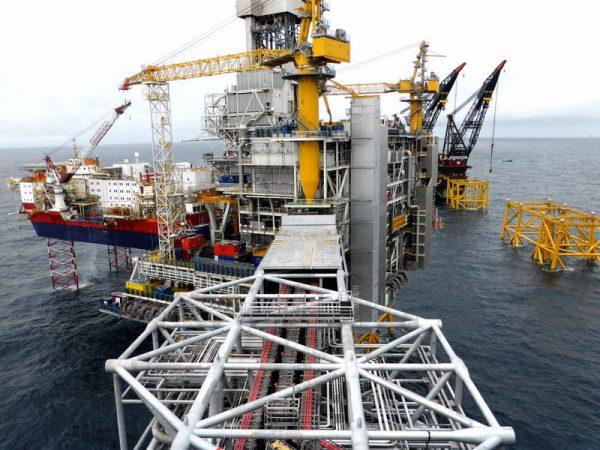 الصناعات البترولية في النرويج