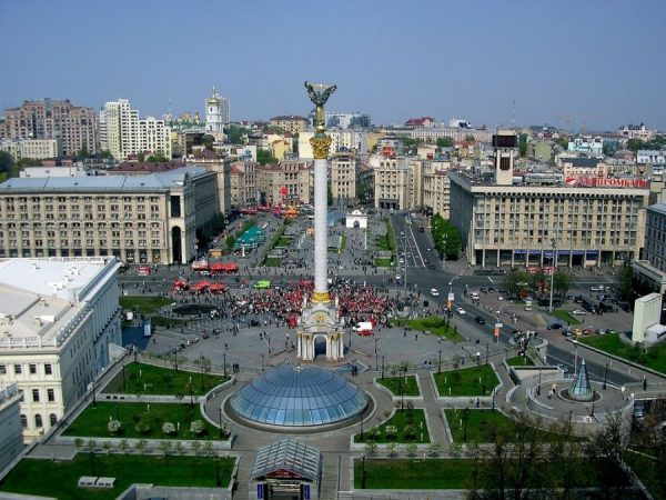 تكلفة السياحة في مدن أوكرانيا