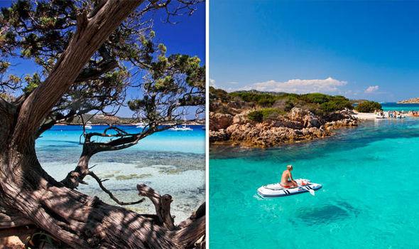 شواطئ ايطاليا ... بين المياه الزرقاء والرمال الناعمة