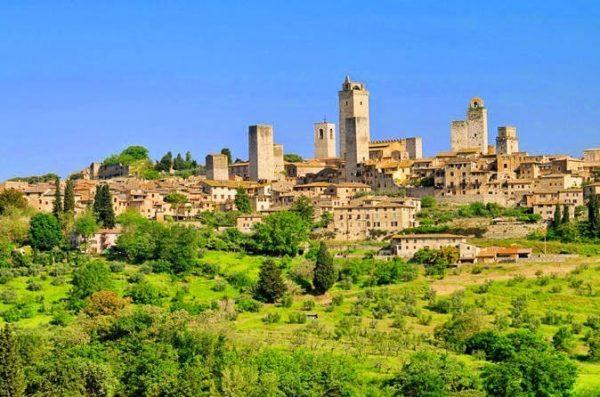 سحر الريف الإيطالي