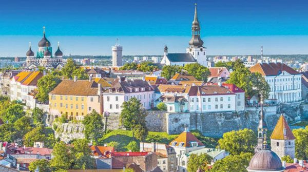 طرق الهجرة لأستونيا
