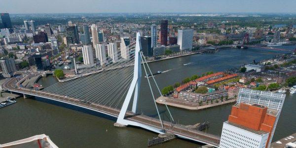 فن العمارة في روتردام