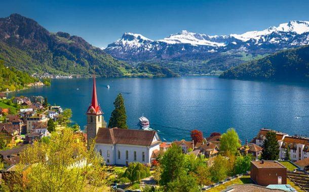 اجمل قرى سويسرا ... سحر الطبيعة الخلابة في أحضان جبال الألب