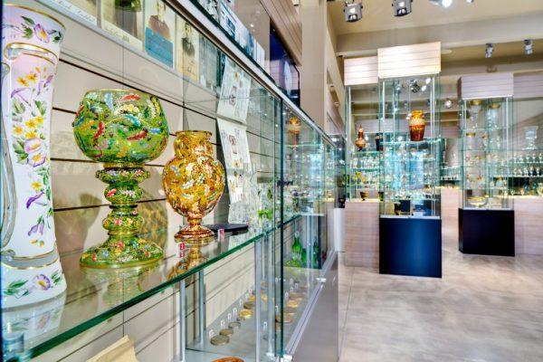متحف موسر للتحف الزجاجية