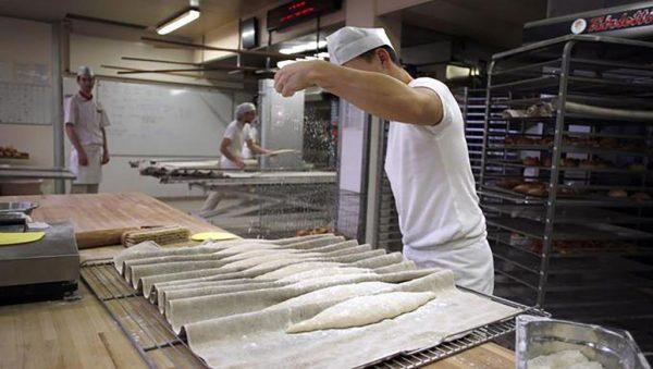 مطلوب خباز في سويسرا