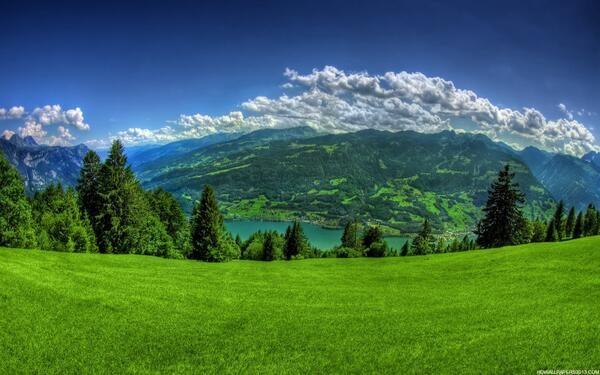 أروع المناظر الطبيعية فى البانيا