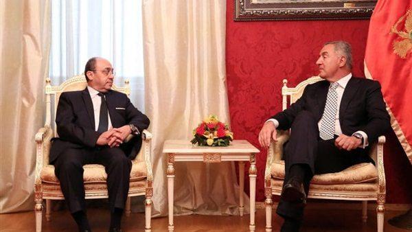 العلاقات بين جمهورية الجبل الاسود ومصر