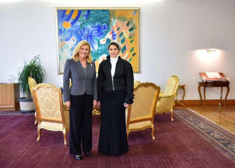 سفارة كرواتيا في قطر