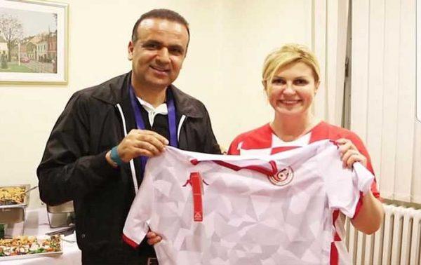 تعرف على العلاقات بين مصر وكرواتيا