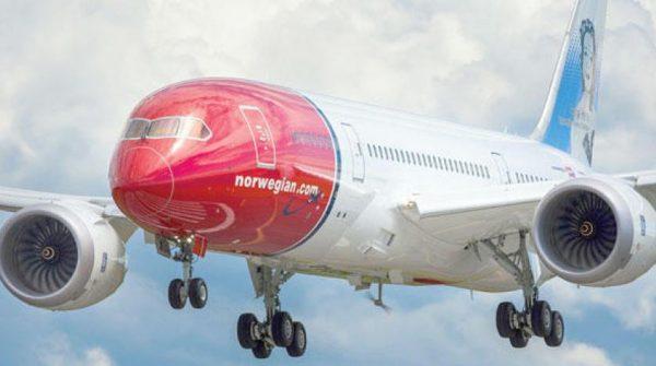 تكلفة تذاكر الطيران للنرويج