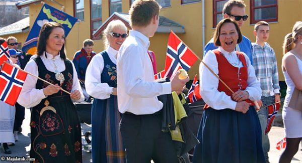 دور النقابات العمالية في النرويج