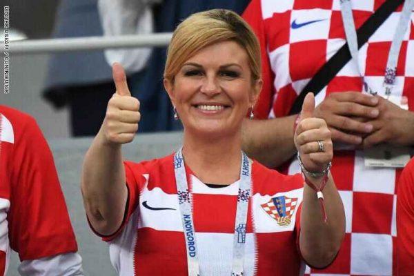 رئيسة دولة كرواتيا