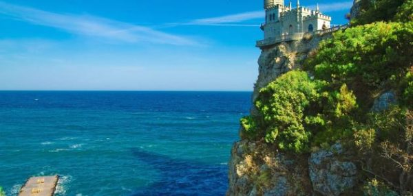 أهم المناظر الطبيعية فى يالطا