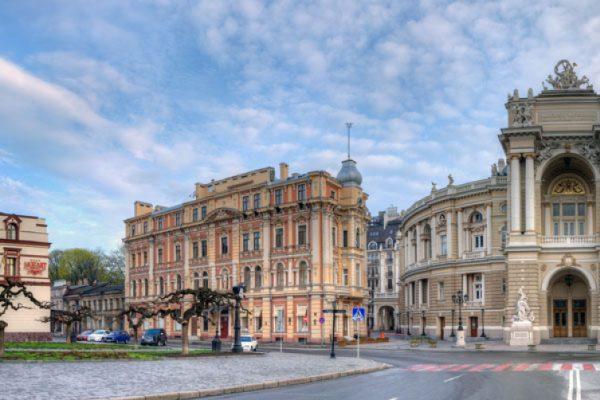 أوديسا أهم مدن اوكرانيا السياحية