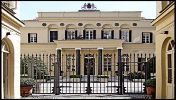السفارة الهولندية في مصر