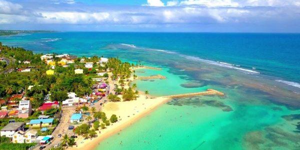 السياحة فى جزر غوادلوب
