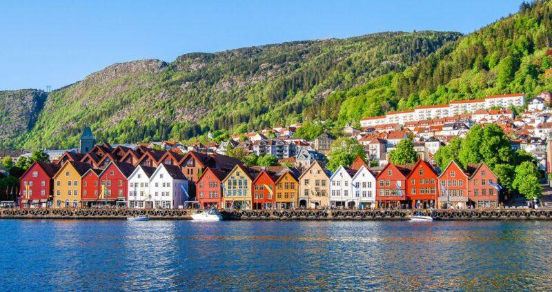 تكلفة السياحة في النرويج.