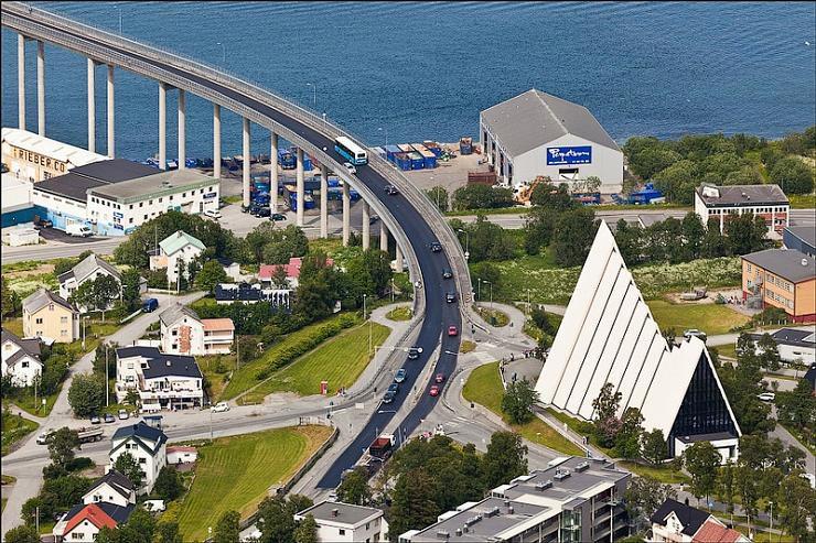 مدن شمال النرويج...تعرف على أشهرها