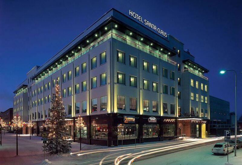 فنادق روفانيمي فنلندا