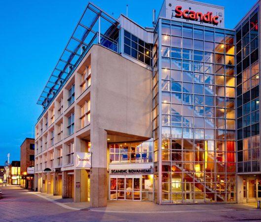 فندق Scandic Rovaniemi City