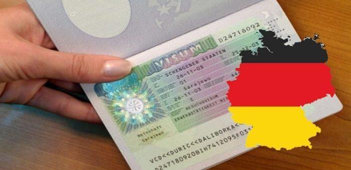 فيزا المانيا من الامارات