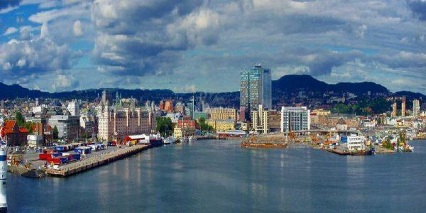 مدينة أوسلو العاصمة النرويجية