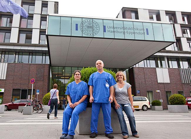 اسماء مستشفيات المانيا