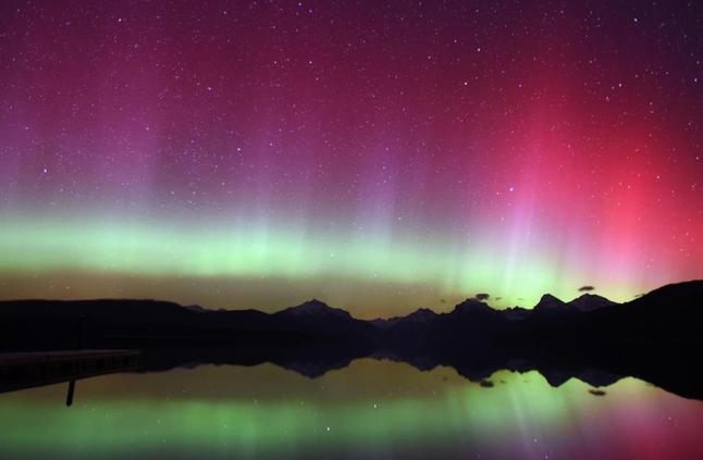 Photo of النرويج الشفق القطبي ظاهرة طبيعية جاذبة للسياح