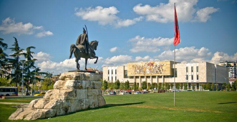 تيرانا - ألبانيا