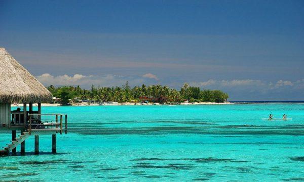 جزر بابيتى فى بولينزيا الفرنسية