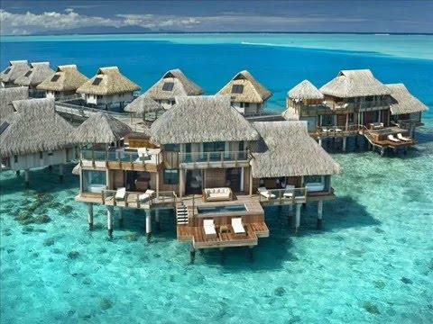 جزر بورا بورا فى بولينزيا الفرنسية