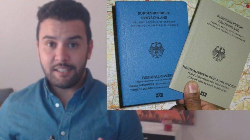Photo of جواز سفر اللاجئين في المانيا …. تعرف على متطلبات الحصول عليه