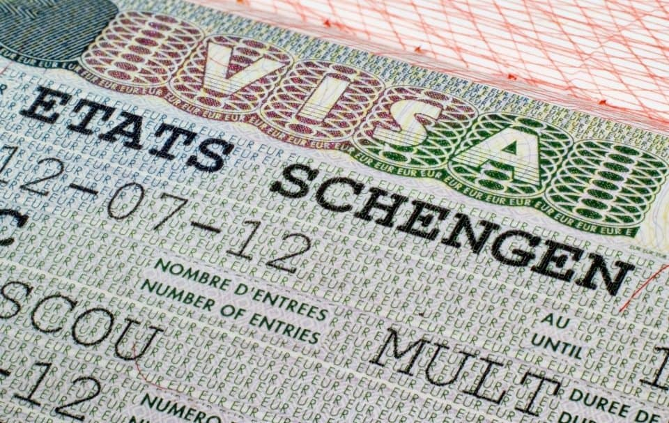 رسوم الفيزا الالمانية