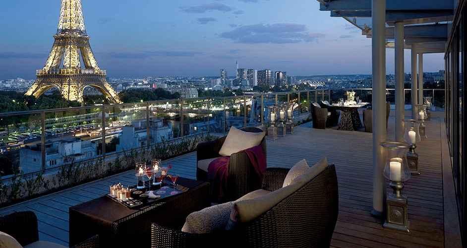 فنادق باريس القريبه من الشانزليزيه وأهم الخدمات التى تقدمها