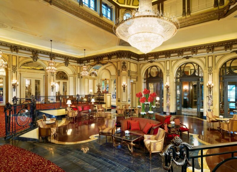Photo of فنادق روما خمس نجوم ….. تعرف على أفضل فنادق روما