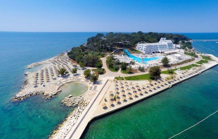 فنادق كرواتيا على البحر