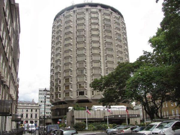 فندق شيراتون بارك تاور بلندن
