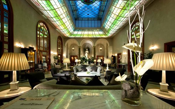 فندق غراند دى لامينيرفى